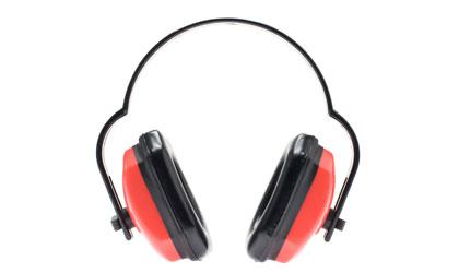 Hörschutz - Möglichkeiten