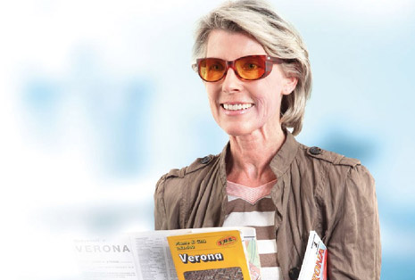 Lupenbrille-Sehhilfen-Vergroesern