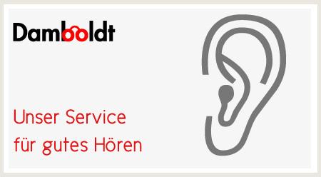 Damboldt - Fachinstitut für gutes Hören