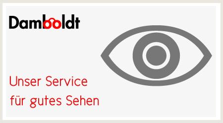 Damboldt - Service für gutes Sehen