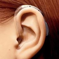 Hinter-dem Ohr Gerät
