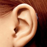 Gehörgangs-Versorgung